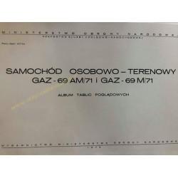 GAZ-69 AM/71 I GAZ-69 M/71...