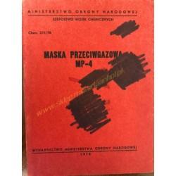 MASKA PRZECIWGAZOWA MP-4 -...