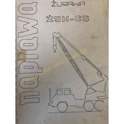 ŻURAW ŻSH-6S - NAPRAWA