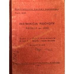 PISTOLET wz.1933 -...