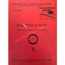 RADIOSTACJA R-130 - OPIS...