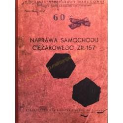 ZIŁ-157 - NAPRAWA