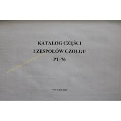 PT-76 - KATALOG CZĘŚCI I...