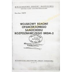 BRDM-2 - WOJSKOWY REMONT