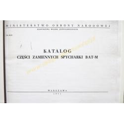 BAT-M SPYCHARKA KATALOG...