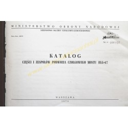 PODWOZIE BLG-67 - KATALOG...