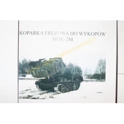 KOPARKA MDK-2 I MDK-2M -...