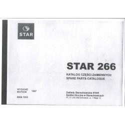 STAR 266 - KATALOG CZĘŚCI...