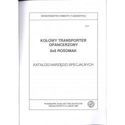 KOŁOWY TRANSPORTER...