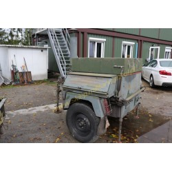 Military field kitchen KP-340