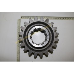 II gear drive toothed wheel