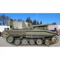 FV433 ABBOT - britische...