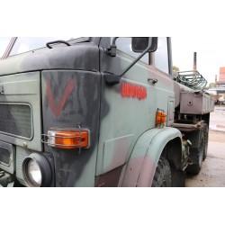 Tank on the star-266 car