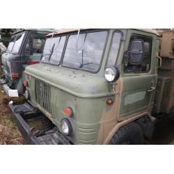 GAZ 66 truck with R-845 radio