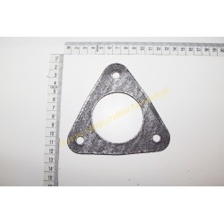 triangular gasket