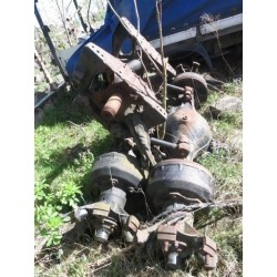 Rear axle KRAZ 255 B1