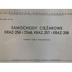 KRAZ-256, 256B, KRAZ-257,...