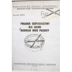 BMP-Maintenance manual for...